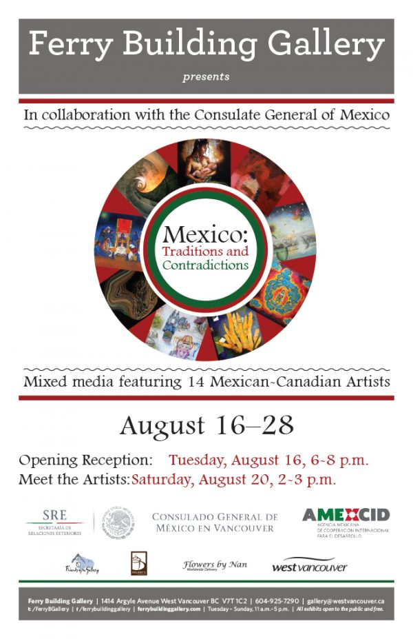 1.Poster - Mexico Traditions and Contradictions