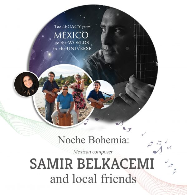 """Noche Bohemia"": Samir Belkacemi and friends"
